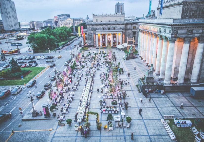 Plac Defilad – nasze największe podwórko