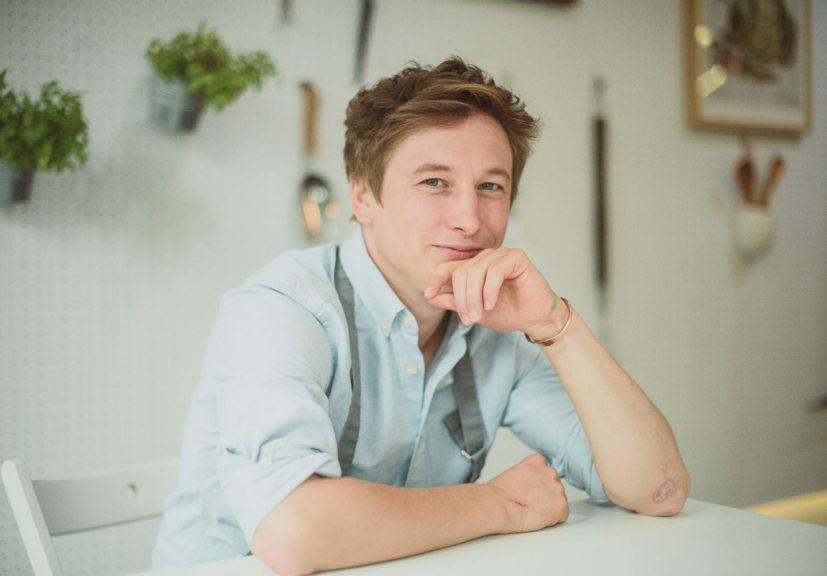 Grzegorz Łapanowski – kuchenny rewolucjonicsta