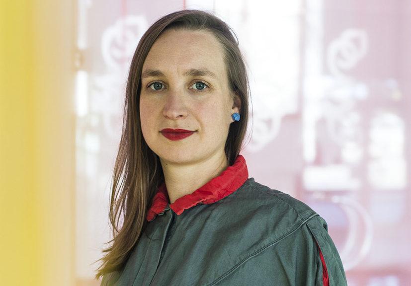 Alicja Bielawska: visual artist