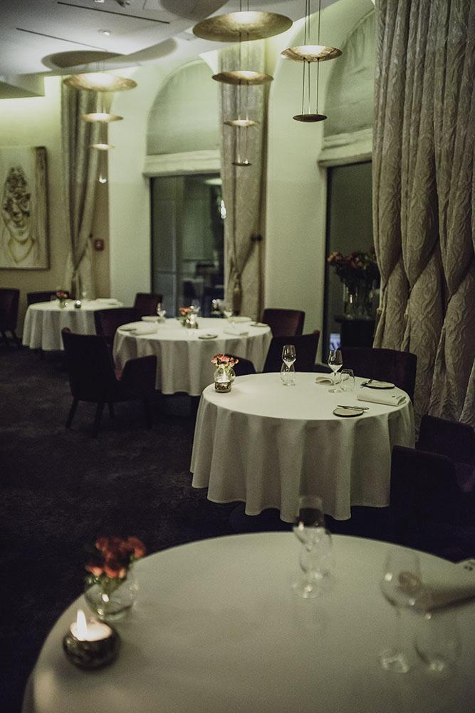 Restauracja Senses z gwiazdką Michelin