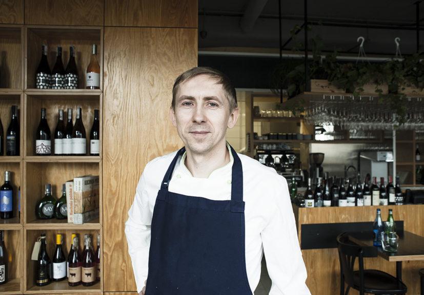 Tobert Trzópek – our top chef