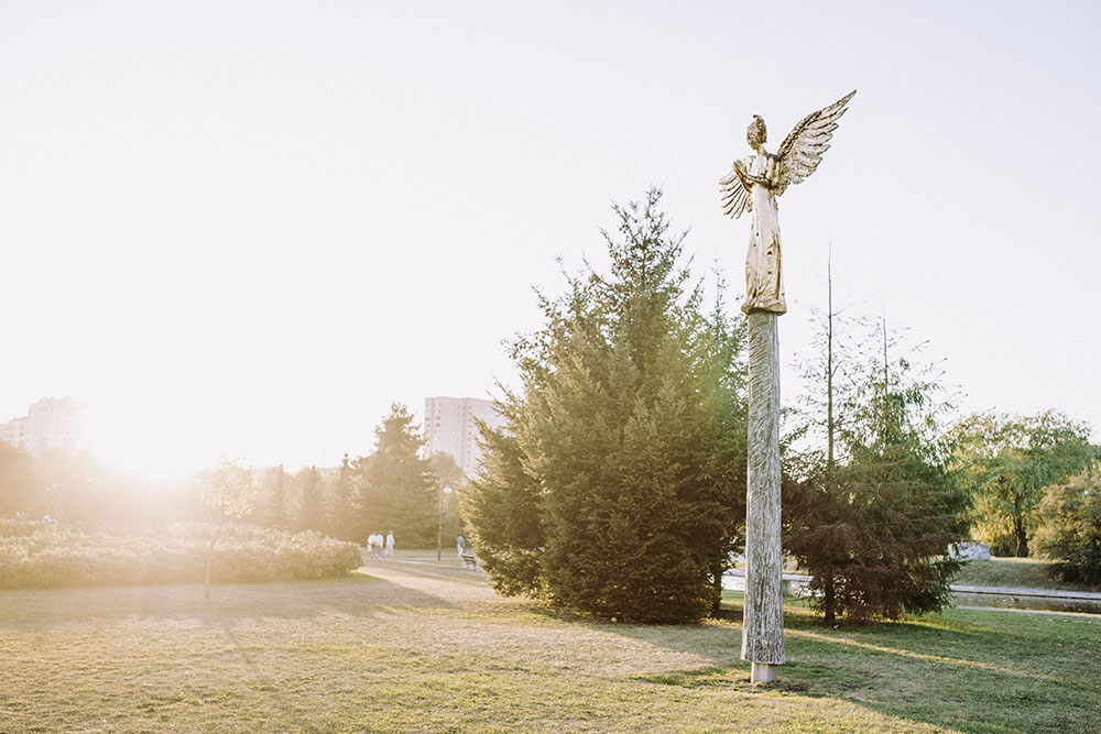 Park Rzeźby na Bródnie