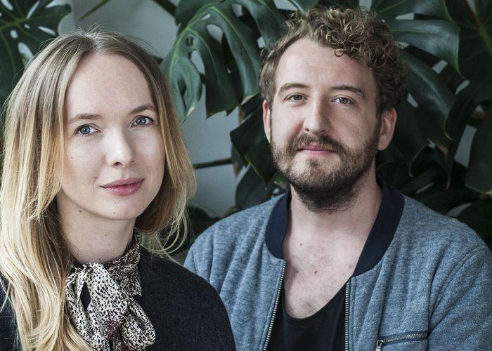 Marta Niemywska i Dawid Grynasz