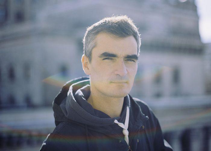 Grzegorz Lewandowski – gospodarz Placu Defilad