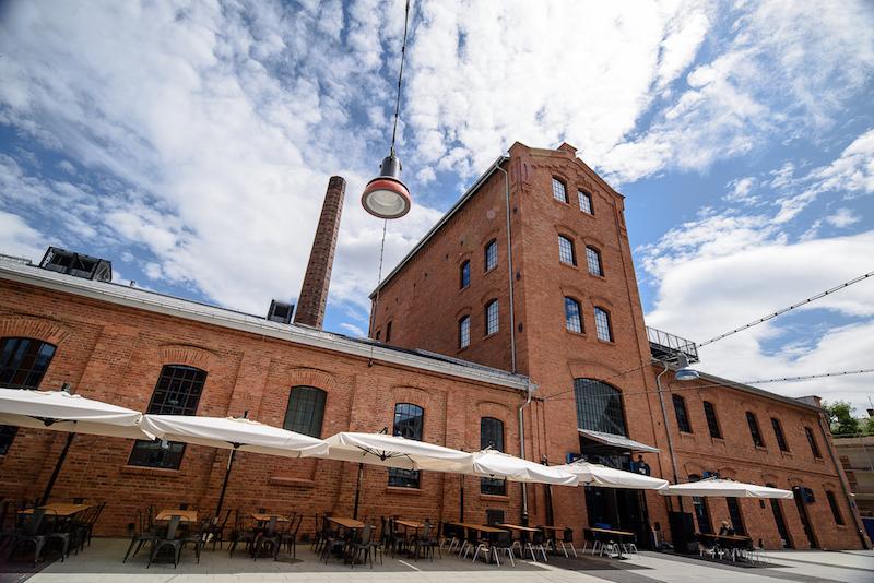 Muzeum Polskiej Wódki i restauracja ZONI