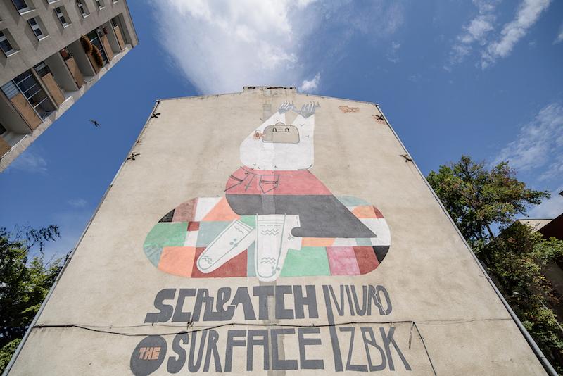 Mural Zbioka