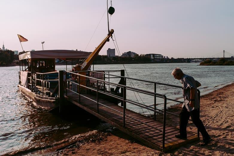 Prawy brzeg Wisły w Warszawie