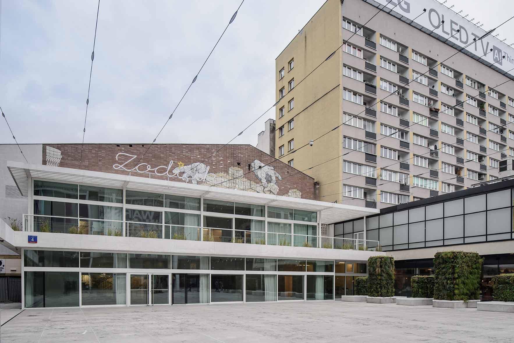 Zodiak - Warszawski Pawilon Architektury