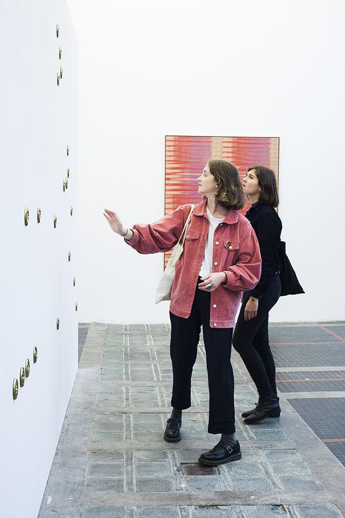 Warsaw Gallery Weekend, Galeria Raster
