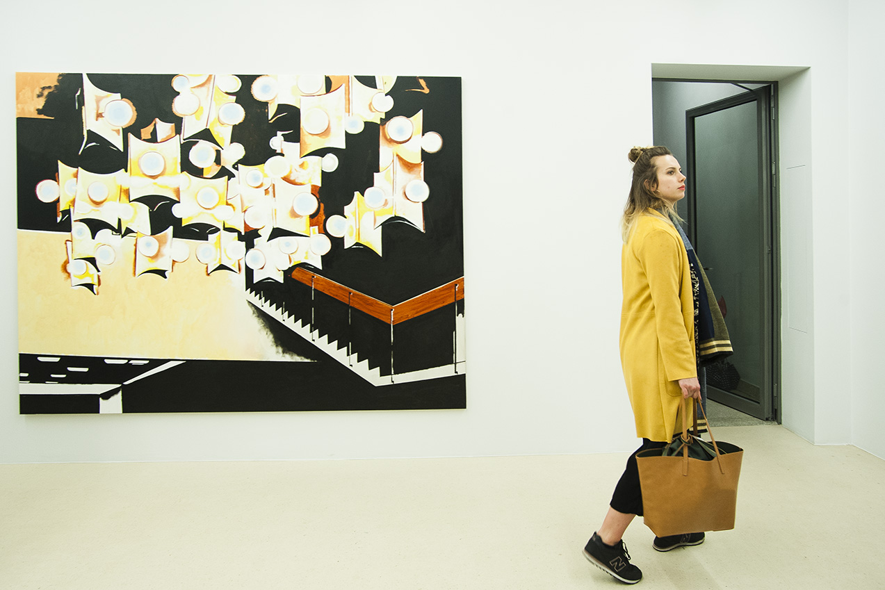 Warsaw Gallery Weekend, Fundacja Galerii Foksal, Wilhelm Sasnal