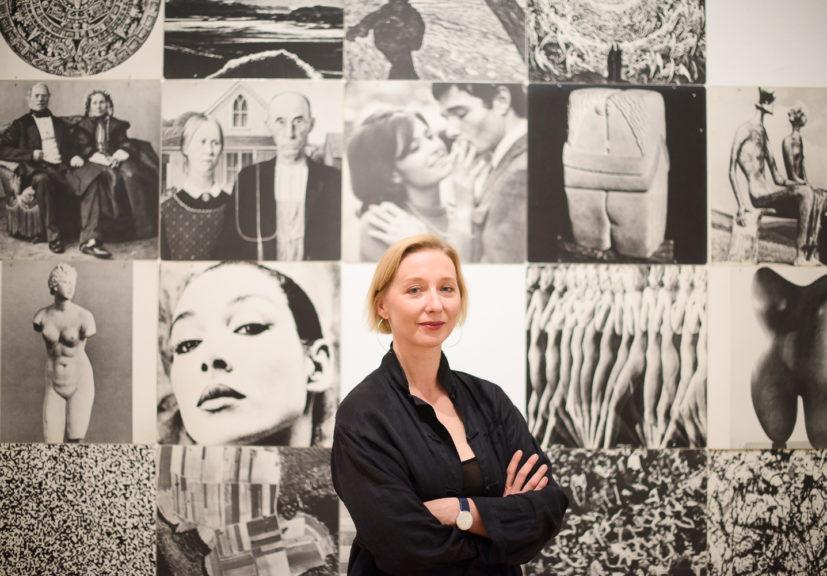 Agnieszka Szewczyk – kuratorka wystaw