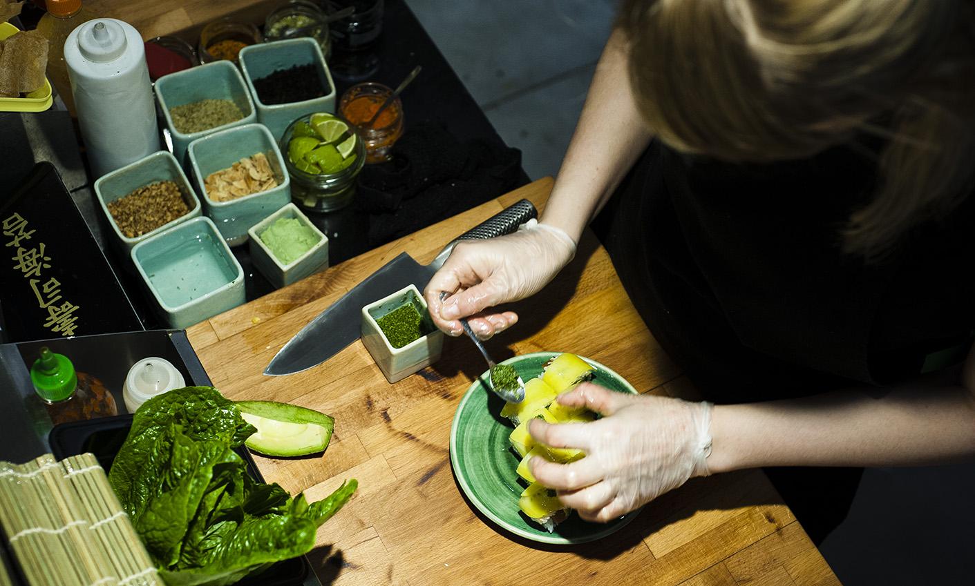 Youmiko Vegan Sushi