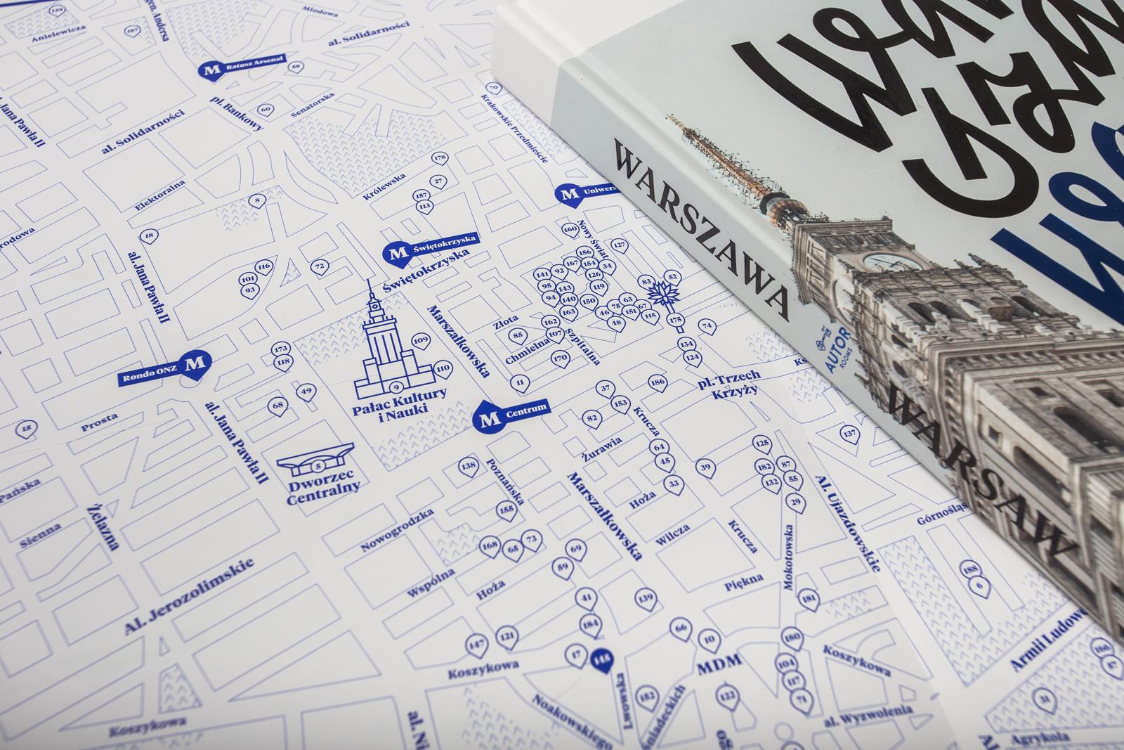 """Album """"Warszawa Warsaw"""""""