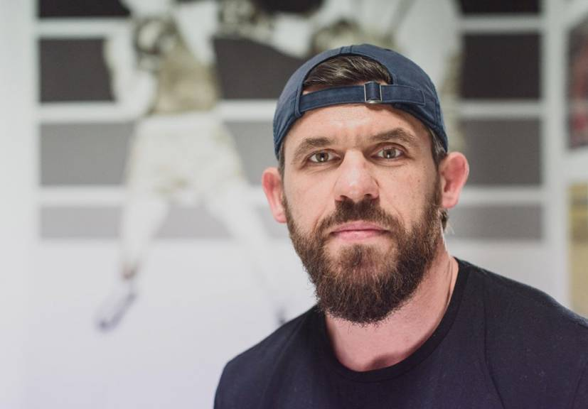 Jacek Dymowski – box trainer