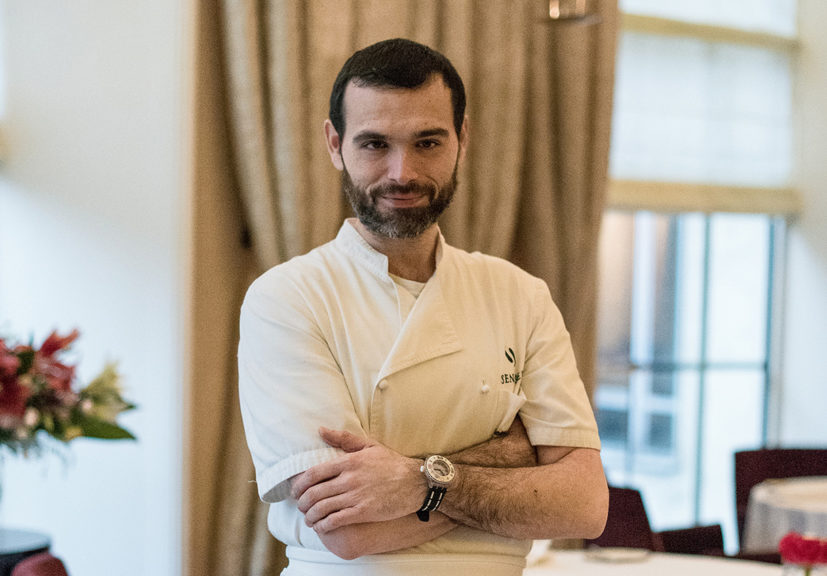 Andrea Camastra keeps the Michelin Star
