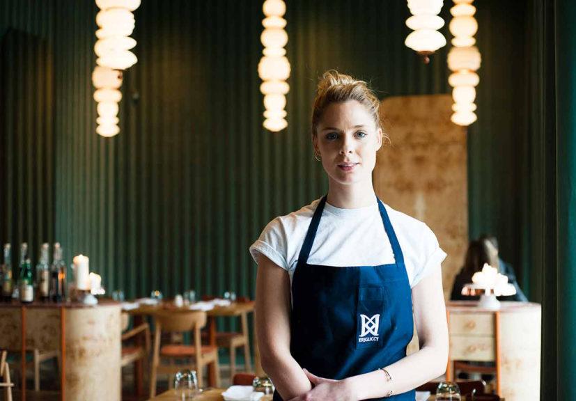 Flavia Borawska – a culinary chef
