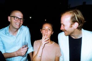 Nicolas Grospierre, Olga Mokrzycka, Patrick Komorowski, 6.07, wernisaż w Biurze Wystaw