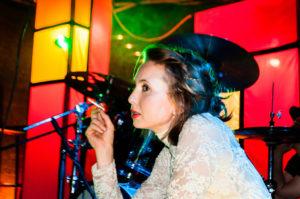 Dziewczyna z zespołu, Justyna Wasilewska
