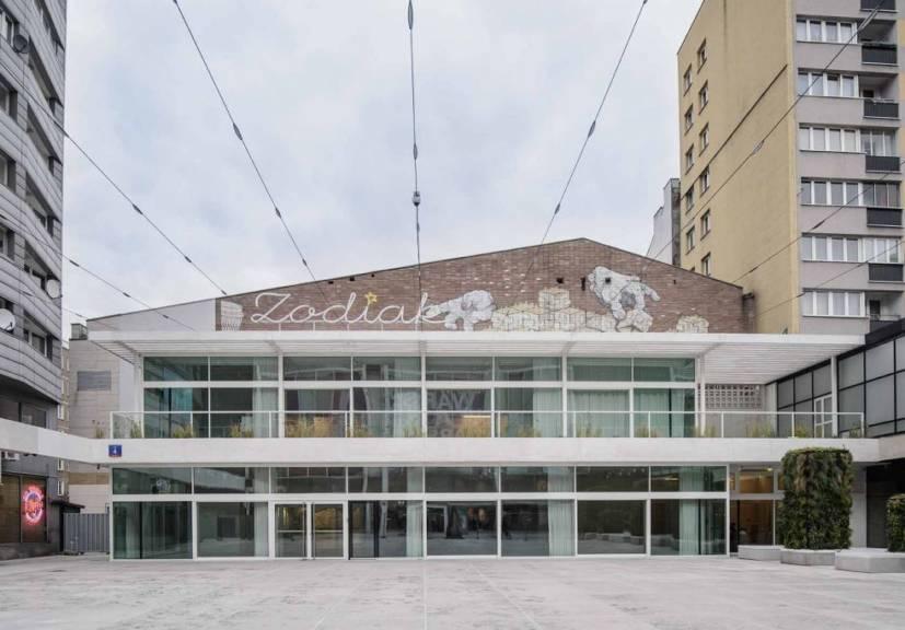 New Zodiak – Warsaw Centre of Architecture
