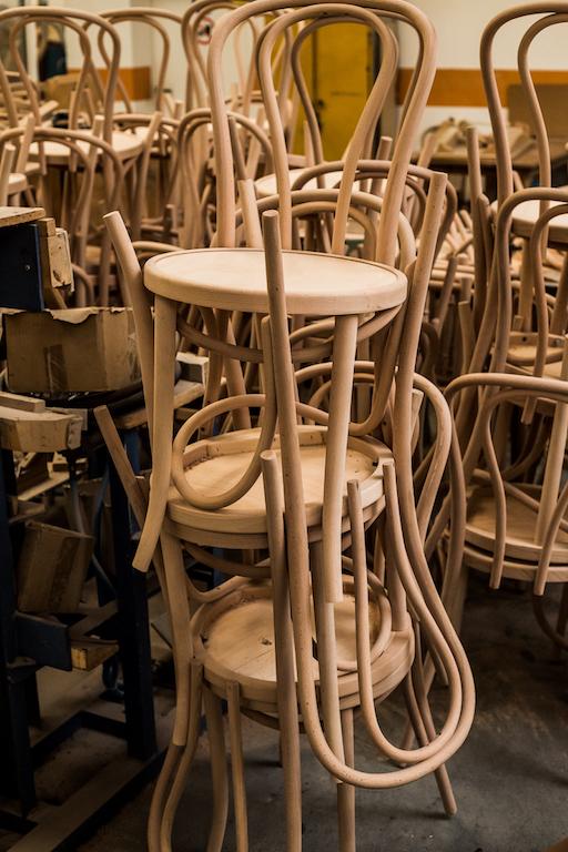 Krzysztof Pacholak, zdjęcia z fabryki Fameg, projekt ZASOBY