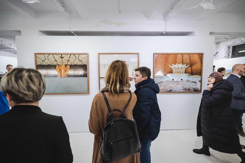 Wernisaż Nicolasa Grospierre'a w Instytucie Fotografii Fort