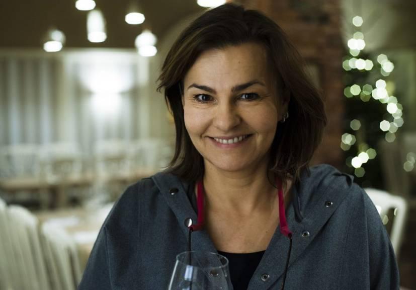 Agnieszka Kręglicka wraca z kulinarnej podróży
