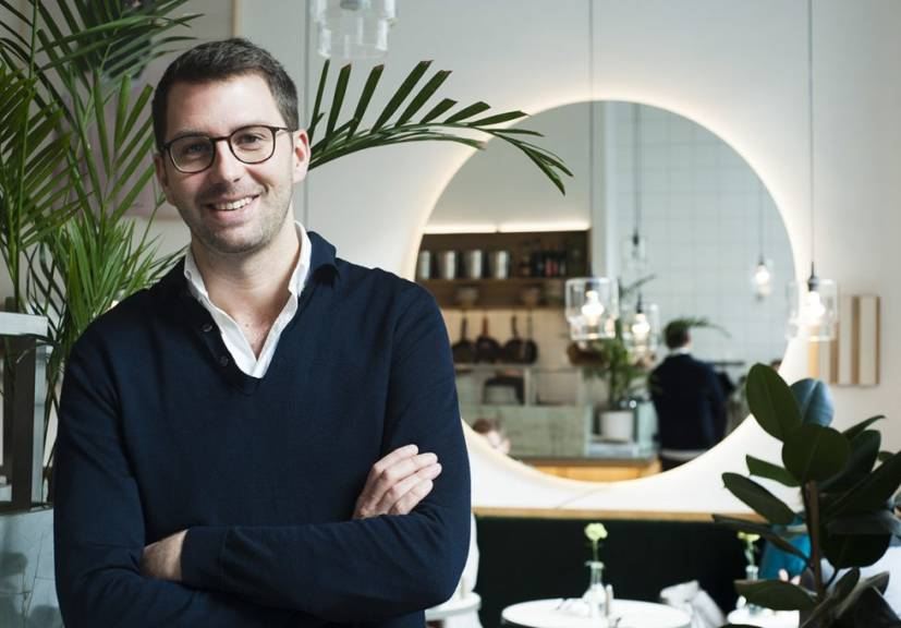 Krem – French hospitality. Interview with Luc Magnon