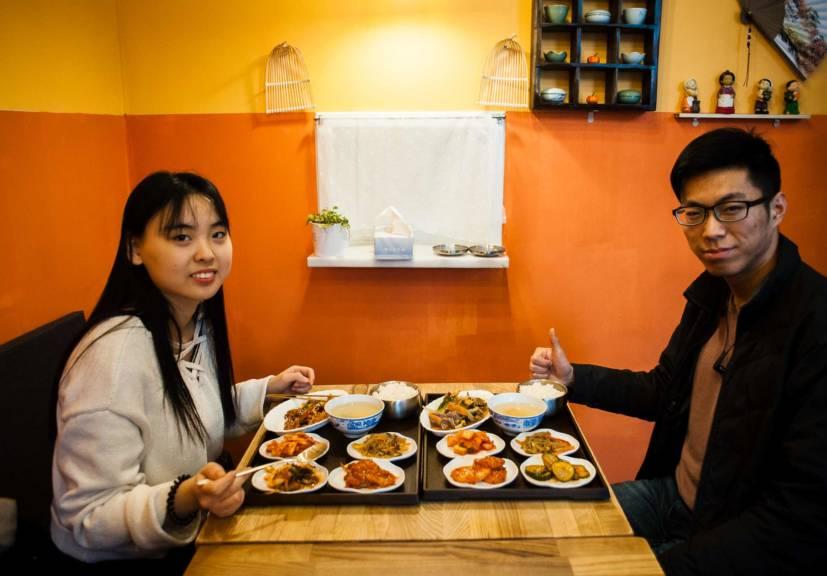 Nowe miejsce: Mrs. Kim's Korean Food